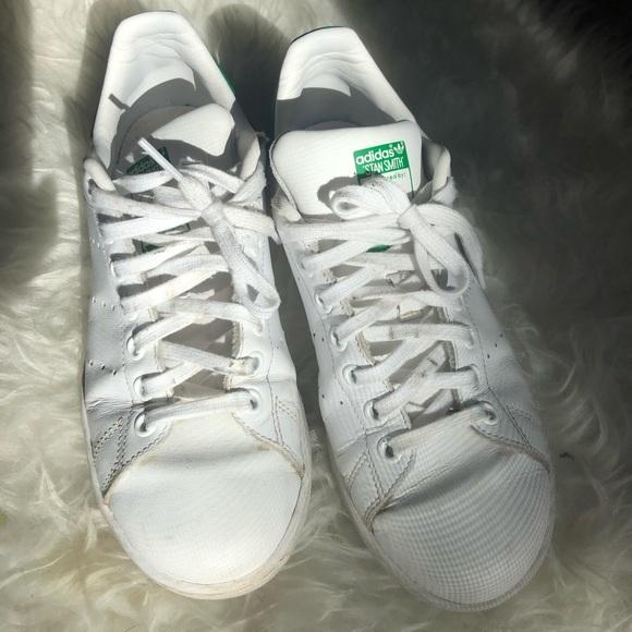 adidas stan smith scarpe bianche poshmark